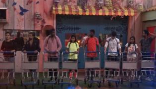 Bigg Boss 3 Telugu 12th Week Nomination Episode Promo - Sakshi