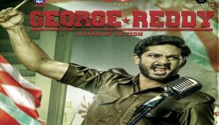 George Reddy Movie Trailer released - Sakshi