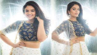 Bigg Boss 3 Telugu: Sreemukhi First Live Interaction With Fans - Sakshi