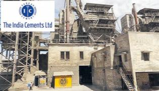 India Cements reported a net profit of above Rs 5 crore for the September quarter - Sakshi