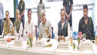 Gajendra Singh Shekhawat promises about Godavari-Krishna-Penna connection - Sakshi
