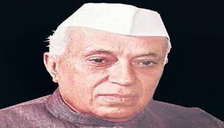 Asnala Srinivas Article on Jawaharlal Nehru - Sakshi
