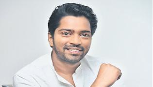 Allari Naresh New Movie With Vijay Kanakamedala - Sakshi