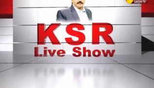 KSR Live Show on Chandrababu Naidu Deeksha