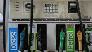 Petrol Price Hiked By Up To 16 Paise Per Litre In Metros, Diesel Price Unchanged - Sakshi