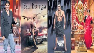 bollywood multi-starrers is a Akshay Kumar - Sakshi