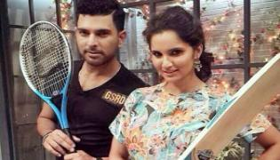 Sania Mirza Hilarious Reply To Yuvraj Singh On Her Birthday - Sakshi