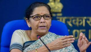 Government To Sale Air India BPCL Says By Nirmala Sitharaman   - Sakshi