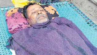 Two Men Died At Nalgonda Because Of Debt - Sakshi