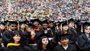 India China Sent More Number Of Students To US  - Sakshi