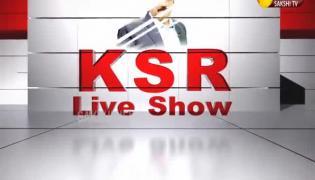 KSR Live Show TSRTC Strike