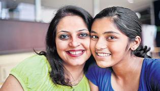 Childrens Help To Mother - Sakshi