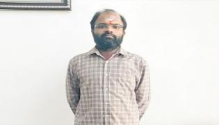 Superintendent's Arrest In IMS Case By ACB At Hyderabad - Sakshi
