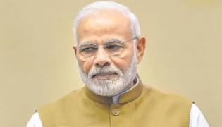PM Modi Not With Ministers Over Obscene In Parliament - Sakshi