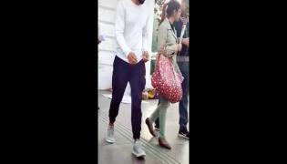 Virat Kohli Photocopy Person Tik Tok Video In Connaught Place Delhi - Sakshi