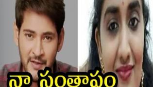 Super Star Mahesh Babu Comments On Priyanka Reddy Murder - Sakshi