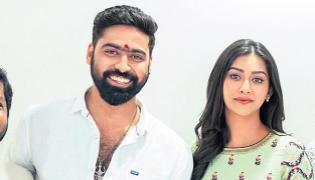 DTS Telugu Movie Opening Ceremony - Sakshi