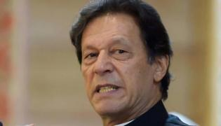 Imran Khan Slams Modi Govt Over Citizenship Amendment Bill - Sakshi