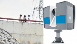 3D Scanners Are Now Available Only At Hyderabad Clues Team - Sakshi