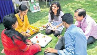 Board Games Are Making A Comeback Albeit Slowly Says Sriranjani - Sakshi