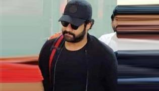 Junior NTR in Visakhapatnam For RRR Movie Shooting - Sakshi