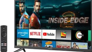 Amazon launches 32inch and 43-inch Fire TV Edition Smart TVs - Sakshi