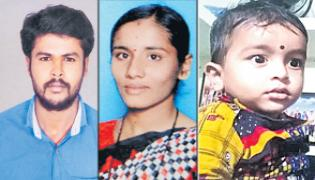 Ananthappa murdered his son including his wife  - Sakshi