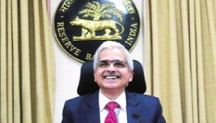 One year of Guv Shaktikanta Das at RBI - Sakshi