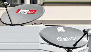 Airtel And Dish TV Agree To Merge DTH Operations - Sakshi