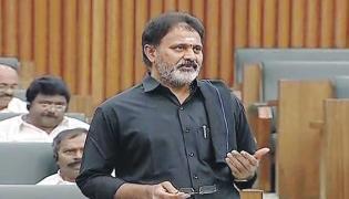 Minister Mopidevi Venkata Ramana Speech On Onion Prices In AP Assembly - Sakshi