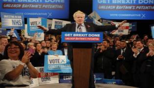 Sakshi Editorial Article On UK Election - Sakshi