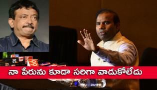 KA PAul Slams Ram Gopal Varma - Sakshi