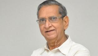 Gollapudi Maruthi Rao Dead Body Taken To His Home In Chennai - Sakshi
