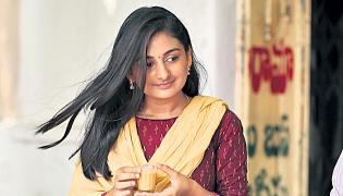 esther anil johar first look release - Sakshi