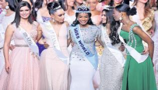 Miss World 2019 winner is Miss Jamaica Tony Ann Singh - Sakshi