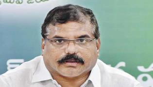 Municipal Elections In February Says Bostsa Sathyanarayana - Sakshi