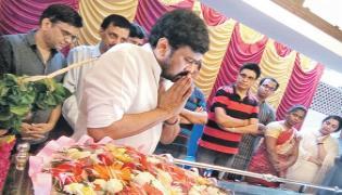 Gollapudi Funeral On 15/12/2019 - Sakshi