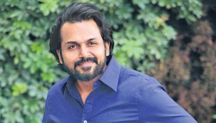 Hero Karthi Interview About Donga Movie - Sakshi