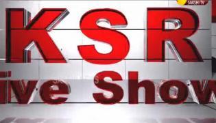 KSR Live Show On Chandrababu Naidu Comments
