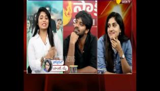 Rashmi Gautam About Movie With Sudheer- Sakshi