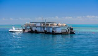 Where is the World First Underwater Hotel? - Sakshi
