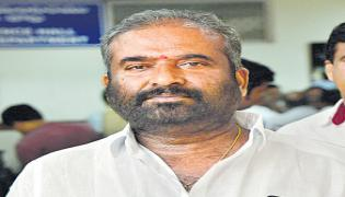 Ashwathama Reddy Is On Leave For Six Months - Sakshi