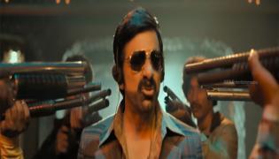 Disco Raja Trailer Out - Sakshi