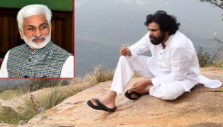 YSRCP MP Vijayasai Reddy Slams Pawan Kalyan - Sakshi
