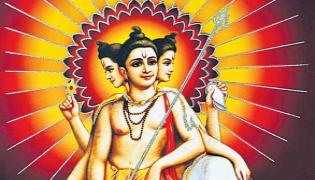 Today Is Dattatreya Jayanti - Sakshi