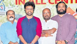 Uday Shankar Speech At MisMatch Movie Success Meet - Sakshi