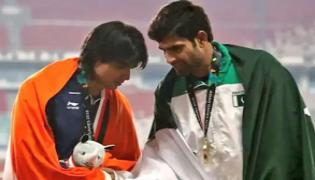 Athletics Federation Of India Message For Pakistan Athlete - Sakshi