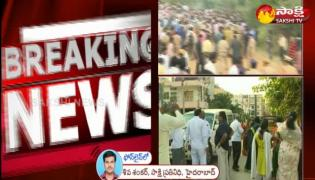 NHRC Enquiry On Hyderabad Encounter - Sakshi