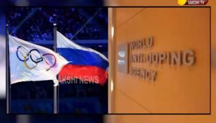WADA Banned Russia From 2020 Olympics For Doping - Sakshi