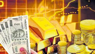 Gold loan market is booming in our country - Sakshi
